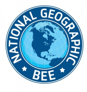 We are happy to announce the winners of the national geographic bee